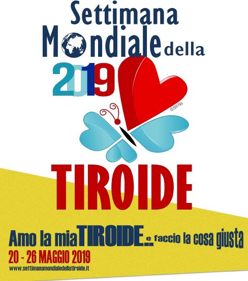 Settimana mondiale della tiroide-logo