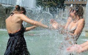 Stressati e irritabili per colpa del caldo