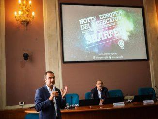 Conferenza-Notti-ricercatori-Sharper-Leonardo-Alfonsi-copertina
